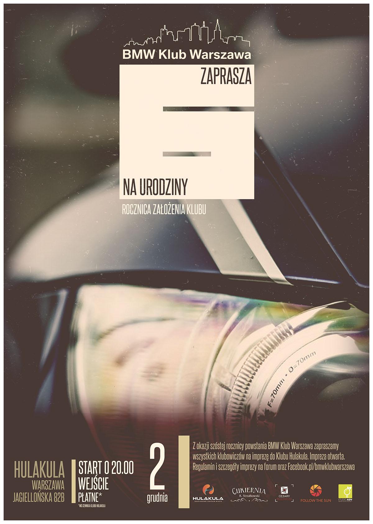 Studio ADV - BKW anniversary poster