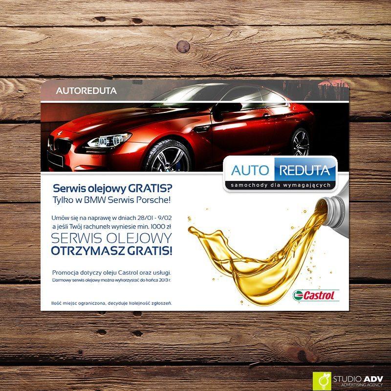 Studio ADV Agencja Reklamowa - Autoreduta mailing