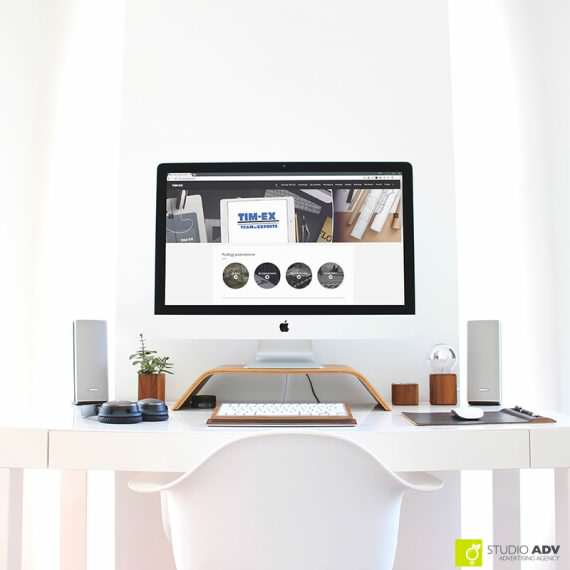 TIMEX page portfolio