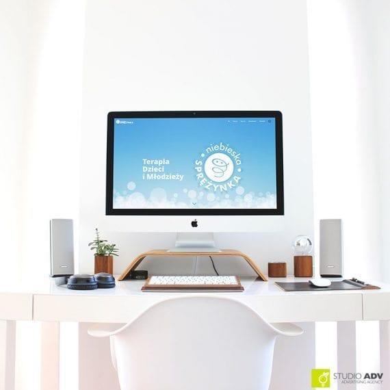 Niebieska Sprężynka strona www