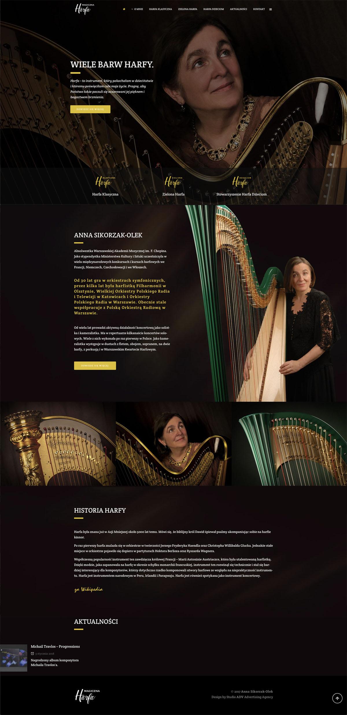 Studio ADV - Magiczna Harfa