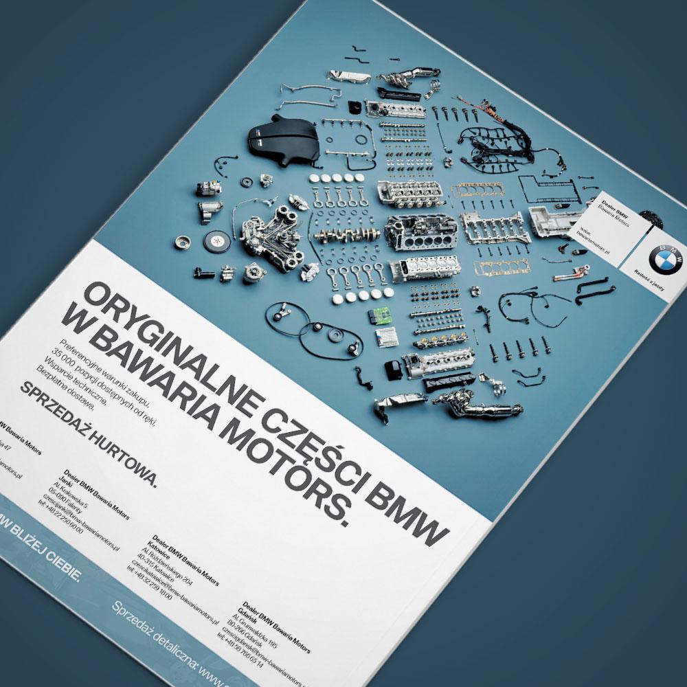 Studio ADV - Reklama BMW
