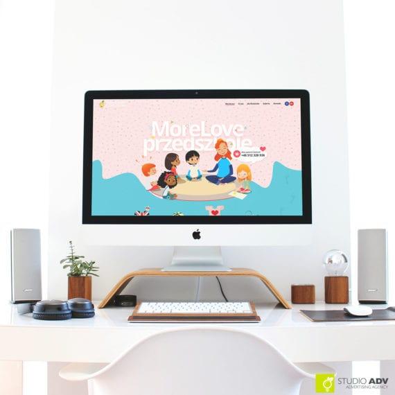 Studio ADV - MoreLove Przedszkole